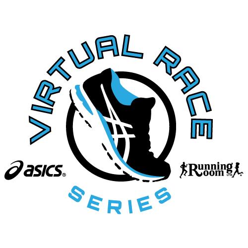 ASICSx RR Virtual Race Series logo