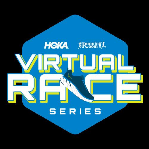 HOKAx RR Virtual Race Series logo