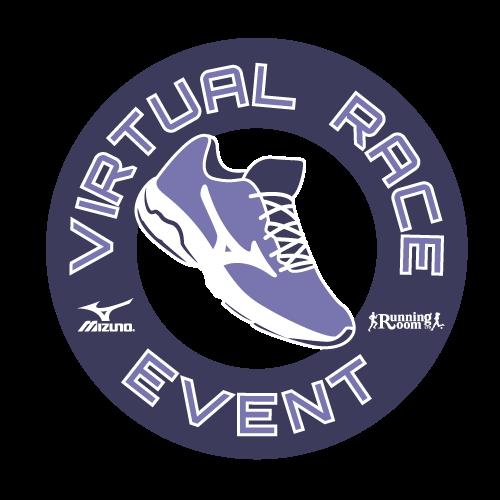 MIZUNOx RR Virtual Race Event logo