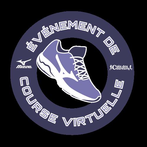 MIZUNOx RR Virtual Race Event logo fr