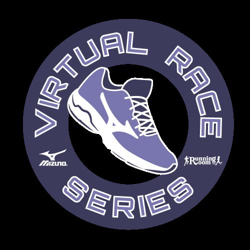 MIZUNOx RR Virtual Race Series logo