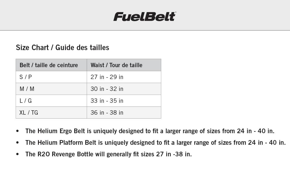 Fuelbelt-SizeChart