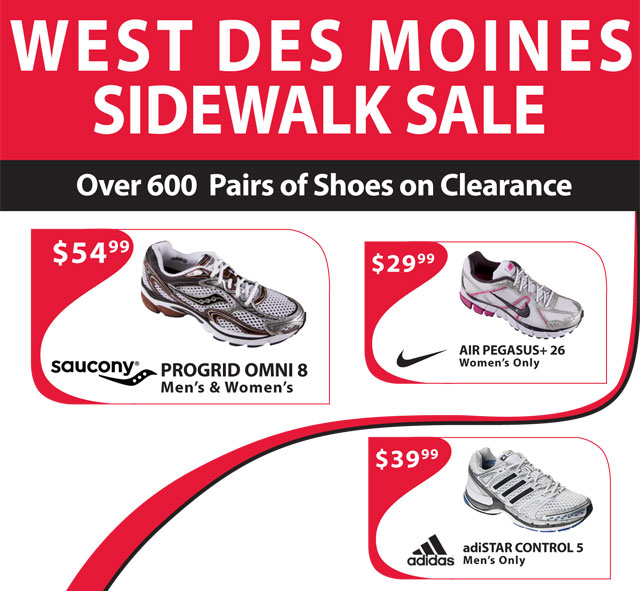 Running Shoes Des Moines