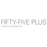 Fifty Five Plus Lifestyle Magazine logo