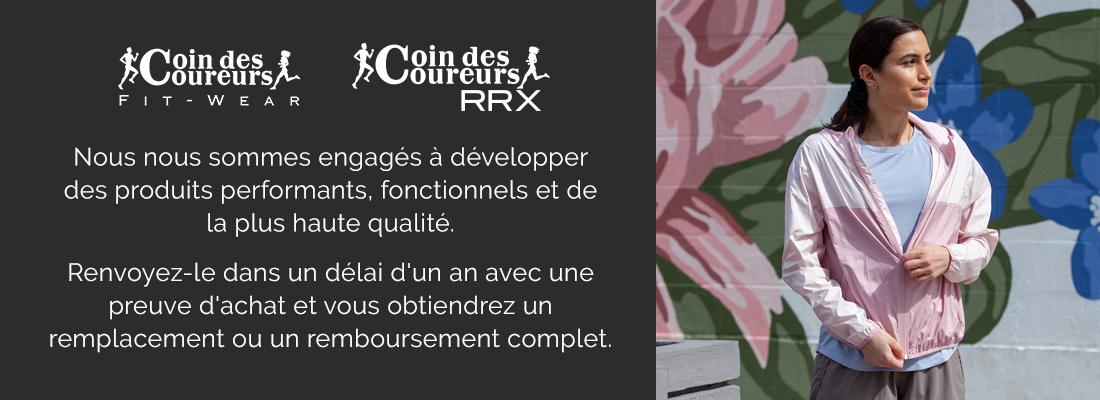 Fit Wear Guarantee banner july2021 fr