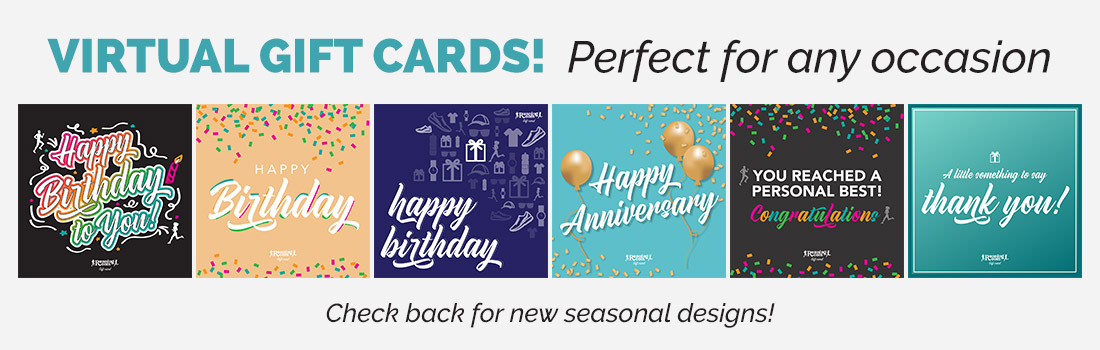 Virtual Gift Cards! Perfect for any occasion
