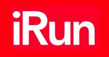 i Run logo