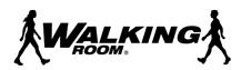 Walking Room Logos BK