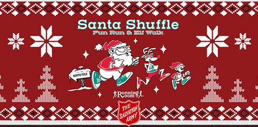 Santa Shuffle Virtual Race